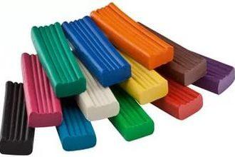 Производство пластилина