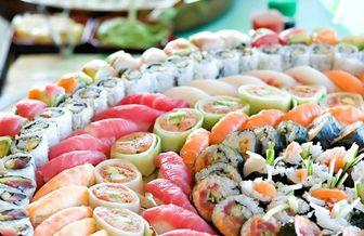 суши на вынос