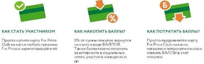 как получить карту Bonus.Fix-Price.ru