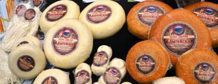 продажа адыгейского сыра