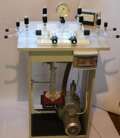 оборудование для неонового завода
