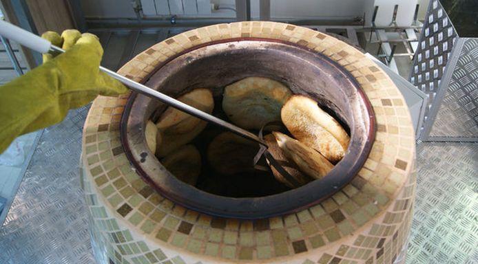 выпечка лепешек