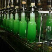 Производство лимонада и других газированных напитков