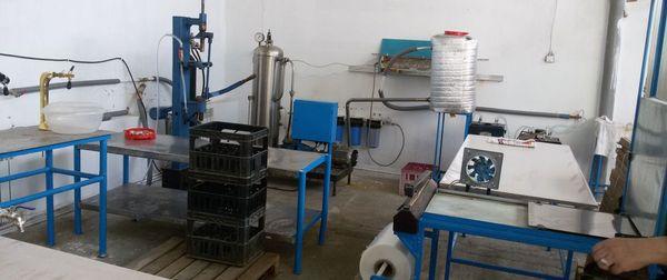 оборудование для производства лимонада