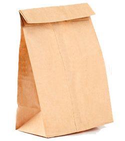 Применение бумажных пакетов