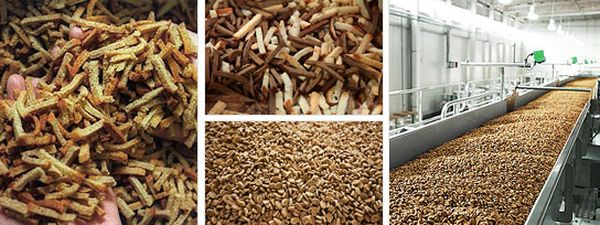 технология производства сухариков