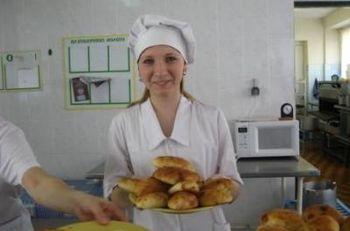 повар в школе