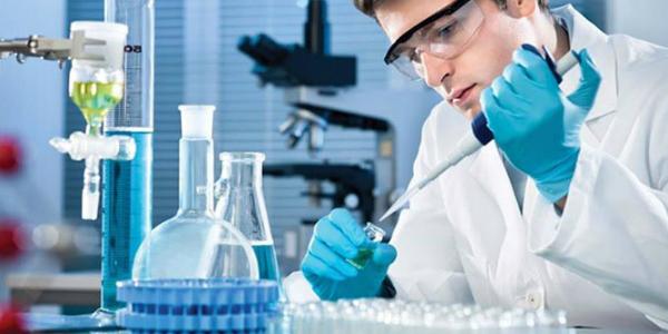 Лаборатория для изготовления жидкостей