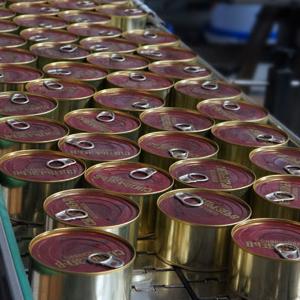 Производство консерв из мяса