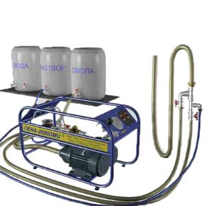 Оборудование для изготовления пеноизола