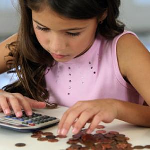 Экономия денег у детей