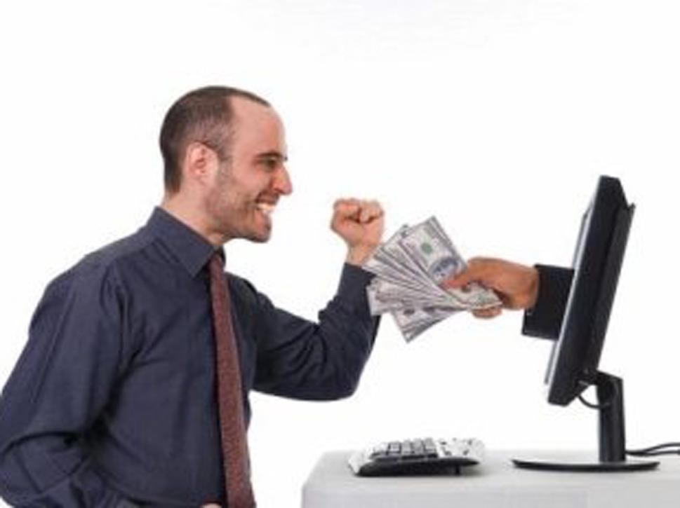 Деньги за просмотр рекламы