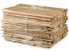 Технологии и оборудование для переработки картона.