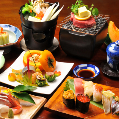 Составление меню для посетителей суши-заведения.