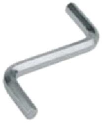 Z-образный ключ для сборки мебели.