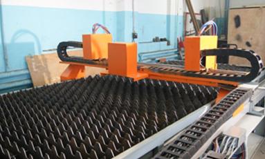 Апарат Шквал как несколько источников плазменной струи.