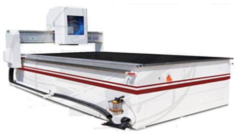 Станок предназначен для выполнения фрезерования и нанесения гравировок на поверхность заготовок