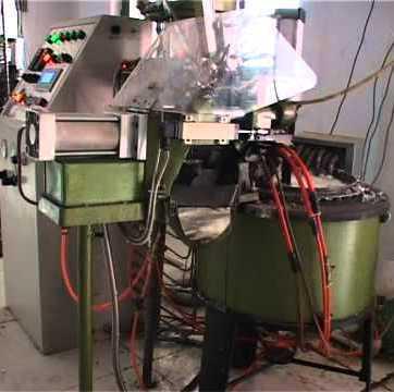 Оборудованный цех под производство балансировочных грузиков.