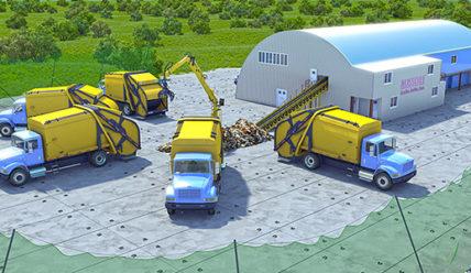 Как открыть завод по переработке мусора в России?