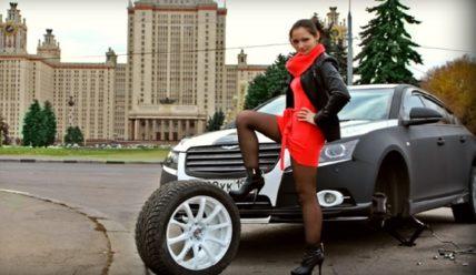 Мобильный шиномонтаж на колесах: особенности бизнеса
