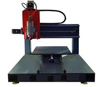 Внешний вид гравировально-фрезерное оборудование CNC.