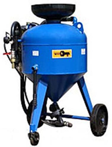 Пескоструйные аппараты АСО относятся к устройствам напорного типа.