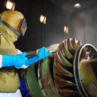 Оборудование для пескоструйной обработки металла