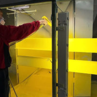 Порошковая покраска — оборудование и технология