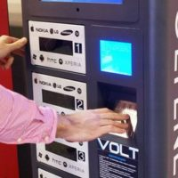 Бизнес на вендинговых аппаратах для зарядки мобильных телефонов