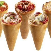 Изготовление и продажа коно-пиццы (пиццы в стаканчике)