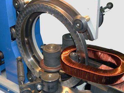 двигатель намоточного станка