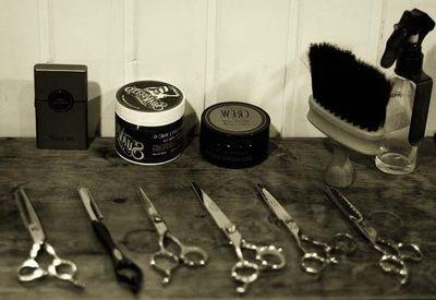 инструменты для барбершопа