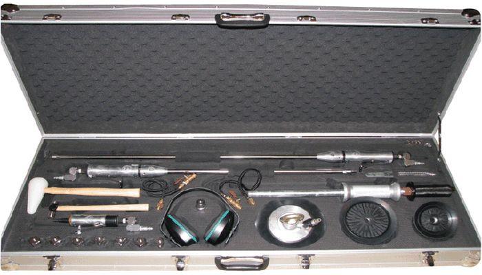 инструменты для удаления вмятин