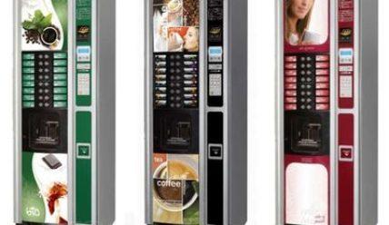 Организация бизнеса на кофейных автоматах