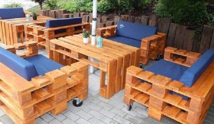 Изготовление мебели из поддонов (паллет) как бизнес