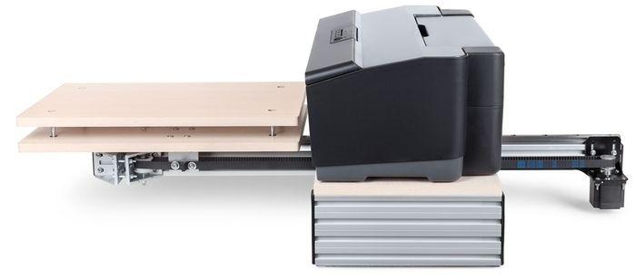 планшетный текстильный принтер