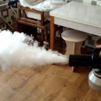 Сухой туман — как организовать бизнес на удалении запахов?