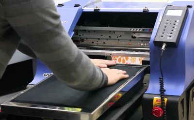 Оборудование для печати – принтеры, термопрессы и прочее оборудование для печати на разных изделиях