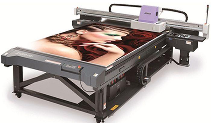 станок для нанесения фотопечати на стекло вариант, оформление