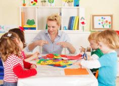 Сколько получает воспитатель в детском саду.