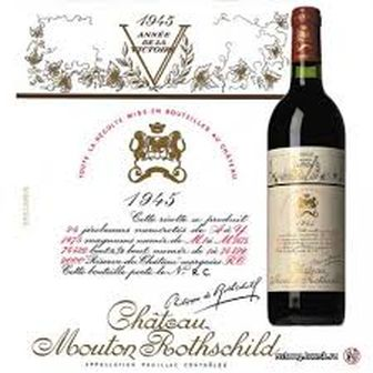 Chateau Mouthon Rothschild