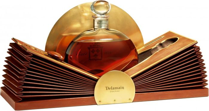 Johnnie Walker Le Voyage de Delamain