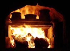 дровяная печь для керамики