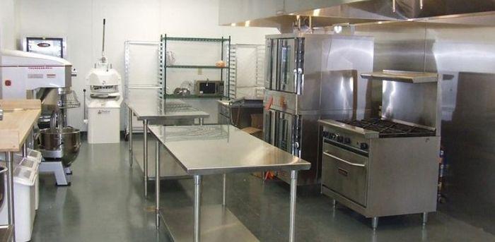 оборудование для мини-пекарни