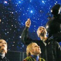 Организация мобильного планетария