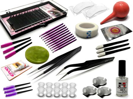 инструменты для наращивания ресниц