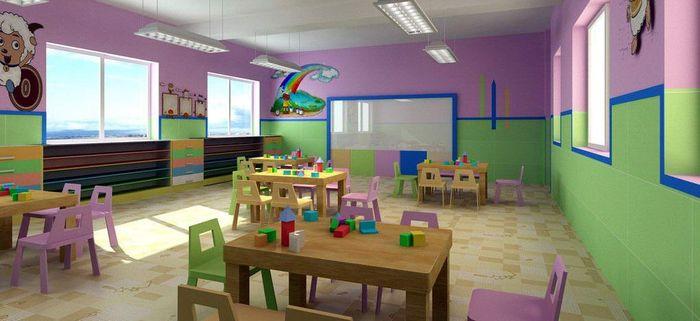помещение для детского сада