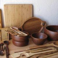 Изготовление и продажа деревянной посуды