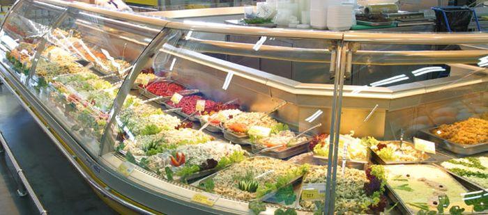 продажа салатов