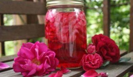 Изготовление цветов в глицерине